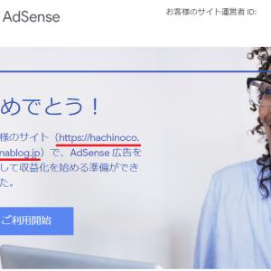 はてなブログ(無料版)でGoogle AdSenseの審査に通った話 #1