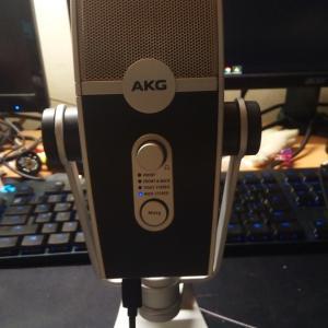 ハイレゾ対応USBコンデンサーマイク、「AKG Lyra-Y3」を徹底レビュー!!