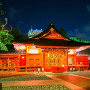 富士山を祀る浅間大社と武将達の足跡