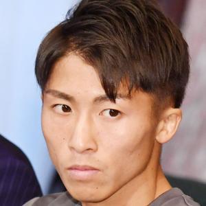 井上尚弥選手 WBOカシメロと統一戦熱望 「次は米国、春」