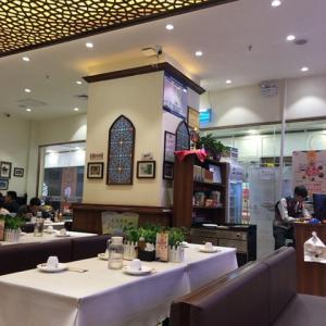 天津の中華48,「巴依老爷新疆美食」ウイグル料理、シルクロードの旅