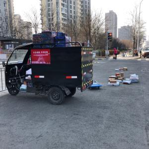 天津でウイルス対策、食パン購入だけがこの日の娯楽