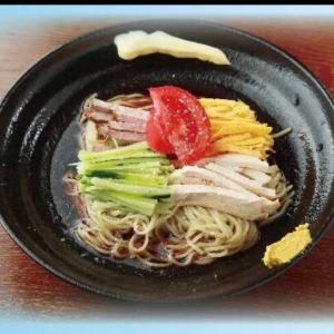 天津初夏の麺祭り、各店舗の冷やし中華がこれから楽しみだ!