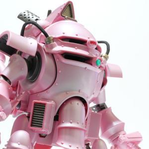 サクラ大戦 HG光武・改4 水性ホビーカラーでパール塗装してみた