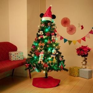 可愛すぎる。ミッキーマウスと仲間たちのにぎやかクリスマスツリー