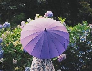 2021今年は梅雨入りが早い? 「梅雨」でも崩れないメイク術と色使いで魅せる雨の日メイク