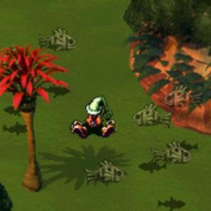 【プレイ日記#23】キノコの森は怖いのでとりあえずトロピカルフィールドにお散歩しに行こう!