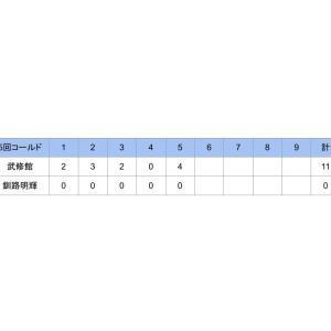 【秋季大会】第74回北海道秋季高校野球大会3