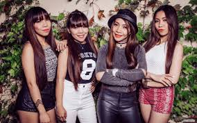 海外ですごい人気のフィリピン女子4人組 4th Power !!