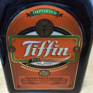女性にオススメ 紅茶のお酒Tiffin(ティフィン)