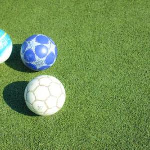 サッカーボールで親子の会話を楽しんだ話