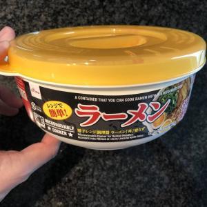 レンジでチンするだけ♪インスタントラーメンを調理できる容器が簡単・便利でオススメ!