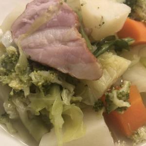 【挑戦!おやじ飯】大いなる野菜天国!『ポトフ』のレシピ