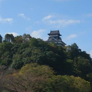 国宝・犬山城
