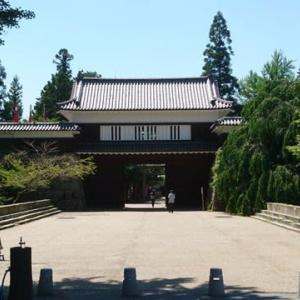初夏の上田城