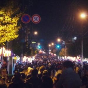 この街のお祭り