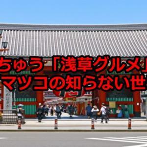 木曽さんちゅう「浅草グルメ」オムマキ・抹茶餡団子を紹介!/マツコの知らない世界