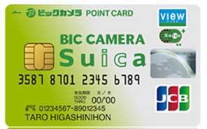 「Suica」利用者がもっとも得するカードが確定!!初年度無料で、次年度もカード利用があれば無料で持てる