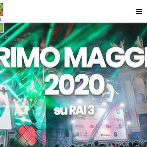 "TV生放送!メーデー「サン・ジョバンニの無料大コンサート2020」@ローマ、5/1恒例コンサート♪""~Concertone di Piazza San Giovanni:1° Maggio2020~"