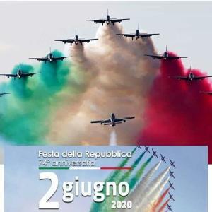 6/2「イタリア共和国建国記念日♪」2020 ~ Festa della Repubblica2020 ~