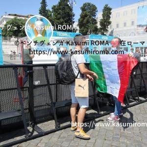今日、ローマで開幕!「欧州サッカー」2021【イタリア✖トルコ@1戦目21時から】 ~ EURO2020 ~