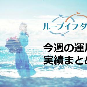【ループイフダン】今週の実績報告(2019/10/11~10/17)
