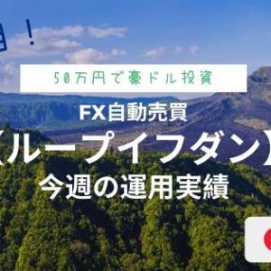 【ループイフダン/6週目】今週の運用実績!あと一歩で1万円!
