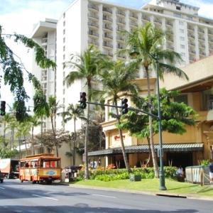 ハワイで2つのホテルに泊まりたい!ホテルをはしごする時の移動手順