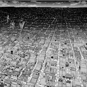 【読書感想・レビュー】ふらいんぐうぃっち 6巻、第35話、複製される街