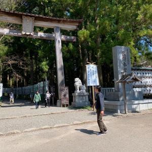 熊野本宮大社にお参りしてきました!