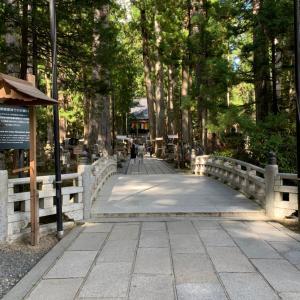 10月6日、高野山奥の院その2