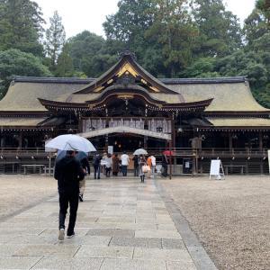 11月2日、奈良県大神神社