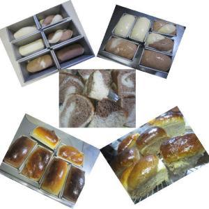 水曜日のパン屋さん マーブルミニ食パン