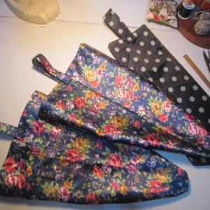 簡単リメイク 雨の日用傘袋 2