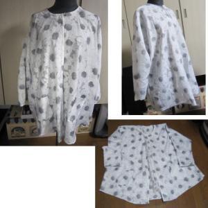 森南海子さんデザインのジャケット制作 2 完成