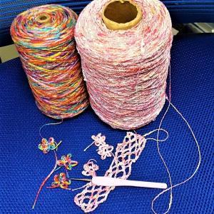 人はなぜ 糸を編むのか