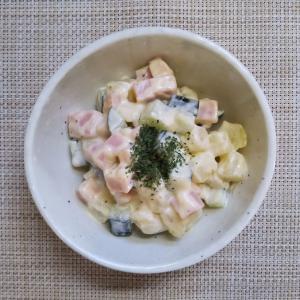 箸休め・ポテトのキューブサラダ