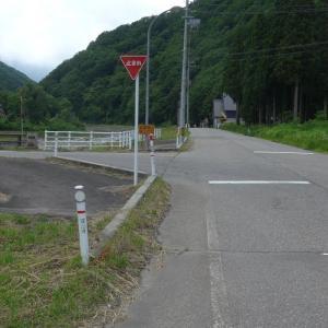 2018.06.30金剛堂山東俣登山口を偵察