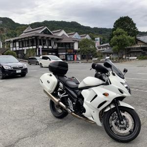 2020/10/18 神流湖(かんなこ)ソロツーリング(その1)