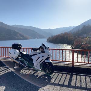 2020/11/22 榛名湖→赤城山→草木湖 ソロツーリング(その2)