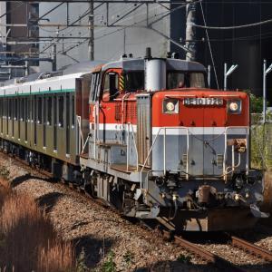 No.2~東急2020系2131F輸送とVSEワラビーズ号