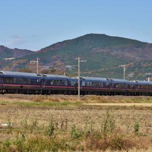 No.7~485系華とE653系国鉄色と初・真岡鐵道