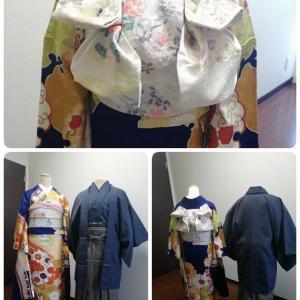 男袴と振り袖