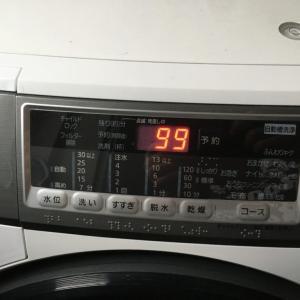 パナソニックドラム式洗濯乾燥機HA2、H99エラー修理
