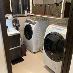 2台目の洗濯機を購入 2台運用で快適生活