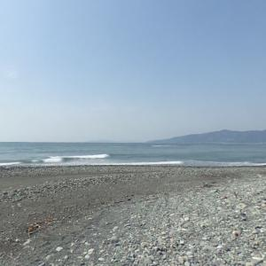 【静岡県のサーフ】富士川河口へのアクセス方法(行き方)