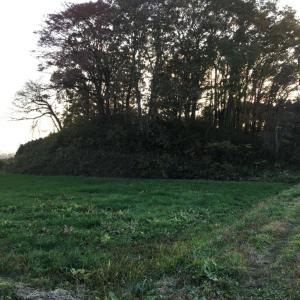 加美町の古墳は東北地方最大級