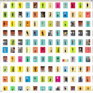 365日違う組み合わせの服を着た結果2