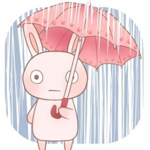 …💨🦹♂️💨雨とハザード・マップ🤗😇🤔