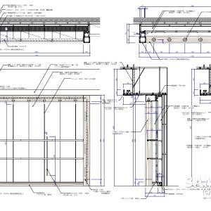 VMD効果を狙った壁面システム什器と作図事例